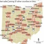 Ohio tax lien counties