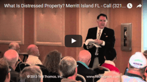 Ted Thomas presents What is distressed property