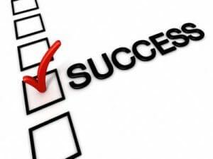 success checklist