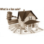 what is a tax lien sale?