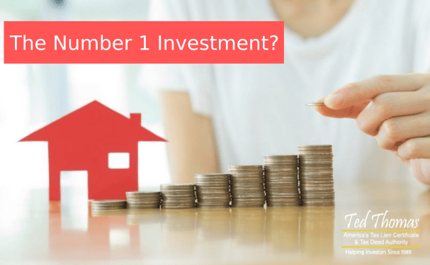 Buying property for back taxes - number 1 investment