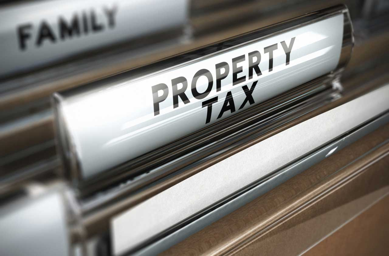 How do lease options work and property tax