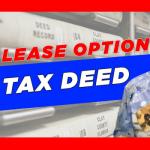 lease option tax deed