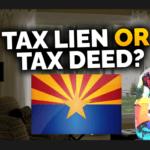 Is Arizona a tax lien or tax deed state