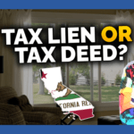 Is California a tax deed state