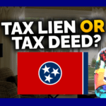Is Tennessee a tax lien or tax deed state
