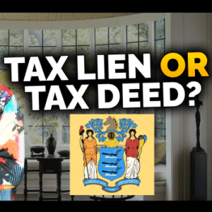 is New Jersey a tax lien or tax deed state