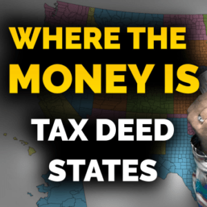 what is a tax deed state