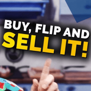 how to buy and flip real estate for a profit